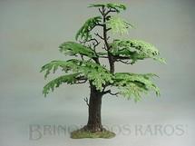 1. Brinquedos antigos - Britains - Árvore Carvalho Europeu com 22,00 cm de altura Tree Série Britains Herald Década de 1960
