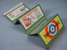 1. Brinquedos antigos - Lionel - Suporte 310 Bilboard Set of five Plates Ano 1950 a 1968