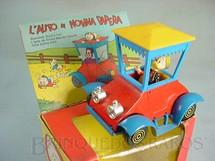 1. Brinquedos antigos - Politoys e Polistil - Le Auto di Nona Papera Carro do Vovó Donalda Walt Disney Polistil Década de 1970