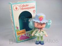 1. Brinquedos antigos - Estrela - Uvinha Coleção Moranguinho Década de 1980