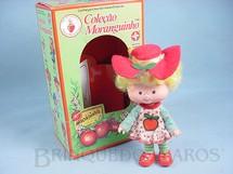 1. Brinquedos antigos - Estrela - Maçãzinha Coleção Moranguinho Década de 1980