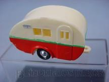 1. Brinquedos antigos - Eko - Trailer com 4,00 cm de comprimento. Década de 1960