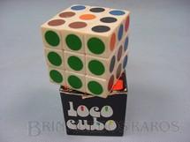 1. Brinquedos antigos - Sideroplast - Loco Cubo Década de 1980