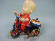 1. Brinquedos antigos - Sem identificação - Triciclo Boys Tricycle com 10,00 cm de altura Reprodução de brinquedo da Década de 1930 Década de 1970