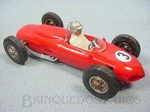 1. Brinquedos antigos - Carrera - Conjunto Battery 30000 Ferrari Formula 2 Shark Nose vermelha