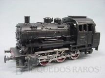 1. Brinquedos antigos - Marklin - Locomotiva a vapor Rodagem C DB Corrente Alternada Década de 1960