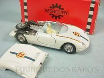1. Brinquedos antigos - Mercury - Ferrari Racing Sport Car Sebring Equipe North American Racing Tean Ano 1966