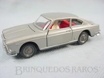 1. Brinquedos antigos - Mercury - Lancia Flávia Coupé Pininfarina prata Ano 1970