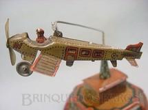 1. Brinquedos antigos - C.K.O. Kellermann - Avião monoplano com 8,00 cm de comprimento Década de 1920