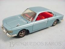 1. Brinquedos antigos - Marklin - BMW 2000 CS azul metálico Década de 1970