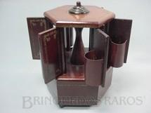 1. Brinquedos antigos - Estrela - Caixa de Música Pagode porta-cigarros Melodia Valsa Vienense Ano 1954