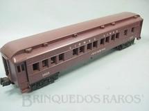 1. Brinquedos antigos - Lionel - Carro de Passageiros Irvington número 2625 Década de 1950