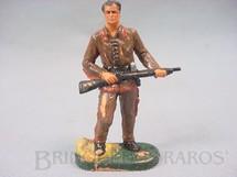 1. Brinquedos antigos - Casablanca e Gulliver - Caçador de Búfalos Série Planície Selvagem Ano 1973