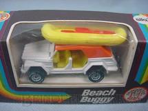 1. Brinquedos antigos - Siku-Rei - Beach Buggy completo com bote e remos Brasilianische Siku Alfema