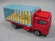 1. Brinquedos antigos - Matchbox - Zoo Truck, Superfast
