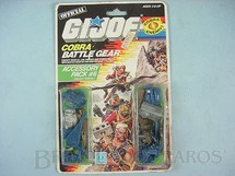 1. Brinquedos antigos - Hasbro - Accessory Pack number 6 Battle Gear completo lacrado Ano 1987