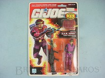 1. Brinquedos antigos - Hasbro - S.A.W. Viper completo lacrado Ano 1990