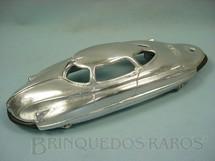1. Brinquedos antigos - Playmate Toys - Carro estilo futurista com 30,00 cm de comprimento Década de 1930