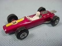1. Brinquedos antigos - Matchbox - Lotus Racer, Superfast