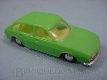 1. Brinquedos antigos - Stelco - Volkswagen 412 verde Década de 1980