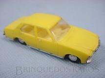 1. Brinquedos antigos - Stelco - Opel Commodore amarelo Década de 1980