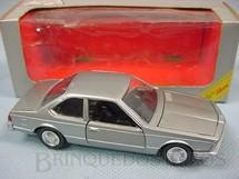 1. Brinquedos antigos - Schuco-Rei - BMW 630 prata Brasilianische Schuco Rei