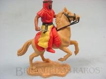 1. Brinquedos antigos - Timpo Toys - Beduíno a cavalo com adaga