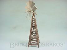 1. Brinquedos antigos - Casablanca e Gulliver - Roda de Vento com 22,00 cm de altura Série Fazenda Chaparral Década de 1960