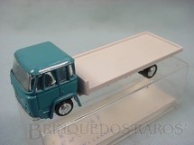 1. Brinquedos antigos - Schuco-Rei - Bussing Caminhão com plataforma Brasilianische Schuco Rei