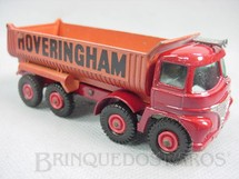 Brinquedos Antigos - Matchbox - Hoveringham Tipper King Size