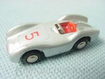 1. Brinquedos antigos - Schuco - Mercedes Benz 2,5 L Série Piccolo com 5,00 cm de comprimento Numerado 702 Ano 1957