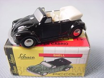 1. Brinquedos antigos - Schuco - Volkswagen Cabriolet Série Piccolo Década de 1990