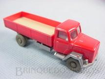 1. Brinquedos antigos - Wiking - Caminhão Magirus Deutz carga seca Década de 1970