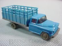 1. Brinquedos antigos - Wiking - Caminhão Chevrolet. Década de 1960