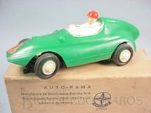 1. Brinquedos antigos - Estrela - Fórmula Junior Verde licença Gilbert Co. Ano 1963