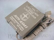 1. Brinquedos antigos - Estrela - Transformador 110 Volts Licença Gilbert Co. Ano 1963