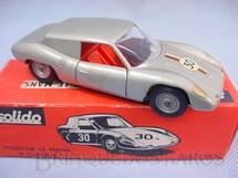 1. Brinquedos antigos - Solido - Porsche G.T. Le Mans Datado 3-1964