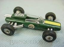 1. Brinquedos antigos - Politoys e Polistil - Lotus Climax Penny Politoys Década de 1960