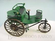 Brinquedos Antigos - Sem identifica��o - Benz Patent 1886 brinde da Mercedes Benz alem� D�cada de 1970