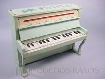 1. Brinquedos antigos - Estrela - Piano com 28,00 cm de altura Década de 1960