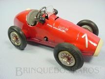 1. Brinquedos antigos - Schuco - Carro de Corrida 1070 Grand Prix Racer Made in US Zone Década de 1950