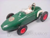 1. Brinquedos antigos - Stabo - BRM Fórmula 1 verde Década de 1960