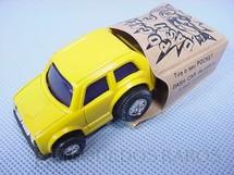 1. Brinquedos antigos - Alfema Norte e Rei - Carro com 6,00 cm de comprimento Série Pocket Dash Alfema década de 1980