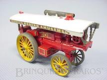 1. Brinquedos antigos - Matchbox - Fowler Show Man Engine Yesteryear