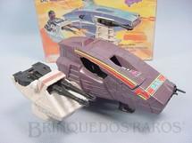 1. Brinquedos antigos - Glasslite - Nave Estelar de Combate Star Wars Série Droids Década de 1980
