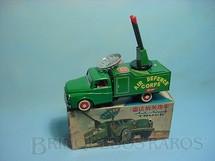 1. Brinquedos antigos - Sem identificação - Caminhão militar Anti-Airgun Truck