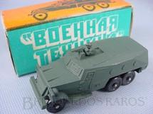 1. Brinquedos antigos - Sem identificação - Veículo Militar Russo Década de 1990