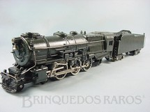 1. Brinquedos antigos - Gilbert - Locomotiva a vapor American Flyer Década de 1950