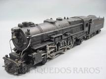 1. Brinquedos antigos - Gilbert - Locomotiva a vapor American Flyer número 312 Pennsyllvania RR Década de 1950