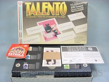 1. Brinquedos antigos - Estrela - Jogo Talento Completo Década de 1980
